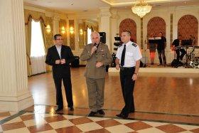 03 sierpień 2012 - Uroczysty bankiet na okoliczność otwarcia Nowej Siedziby Policji w Jaroslawiu