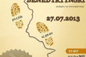 27 czerwiec 2013 - I Maraton Benedyktyński