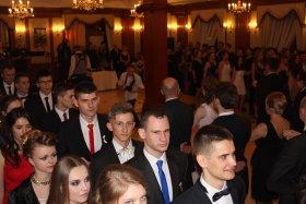 24 Styczeń 2015 Studniówka I LICEUM im. J.Słowackiego w PRZEMYŚLU